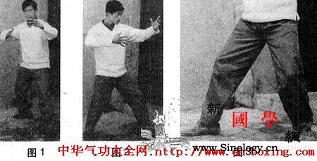 轨迹拳的站桩训练_顶起-轨迹-间架-训练- ()