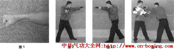 格斗实战中的拳法训练与应用_格斗-后手-拳法-手臂-