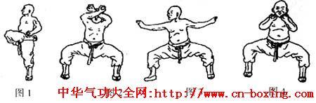 少林五形拳之龙形_少林-弓步-神意-马步-