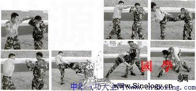 """主动制敌""""六法""""-邓许庚_上体-主动-左脚-技法-"""