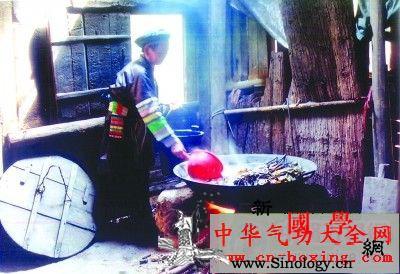 瑶族药浴文化_瑶族-从江-药浴-长寿-