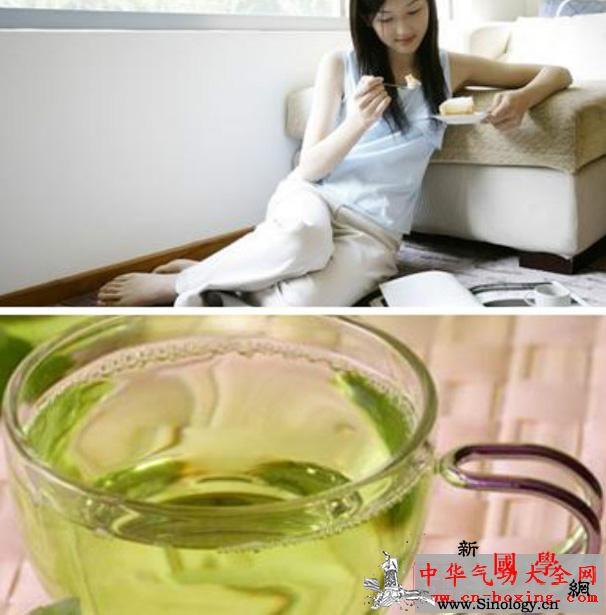 来月经期间能喝减肥茶吗减肥茶有哪些种类_普洱-月经-冲泡-荷叶-