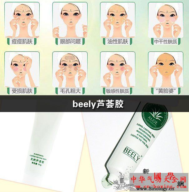 beely芦荟胶_芦荟-表皮-氨基酸-功效- ()