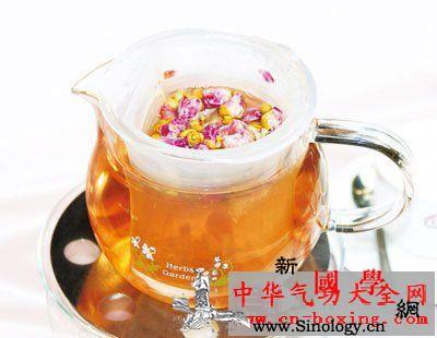 四类保健茶饮_葛根-荷叶-适量-薰衣草-