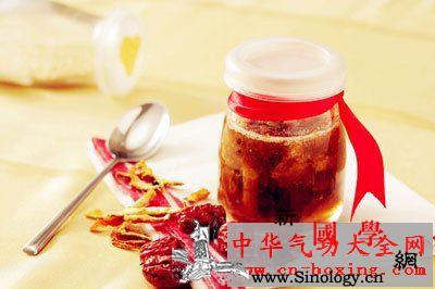 红枣枸杞茶的功效红枣如何补气安神的呢_枸杞-红枣-补气-功效-