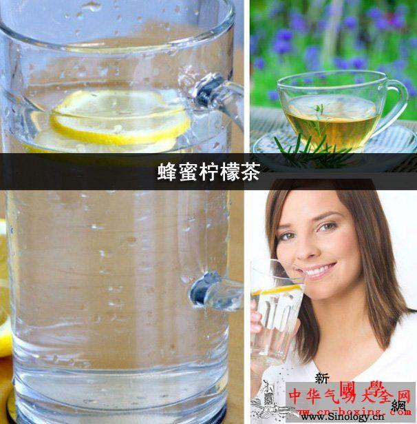 蜂蜜柠檬茶_儿茶素-柠檬茶-蜂蜜-柠檬-