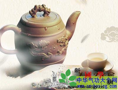 喝茶养生需要有道_目的-决明子-养生-桂圆-