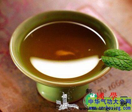 夏天饮用薄荷茶清凉又美容薄荷茶的做法推荐_薄荷-饮用-清凉-夏天-