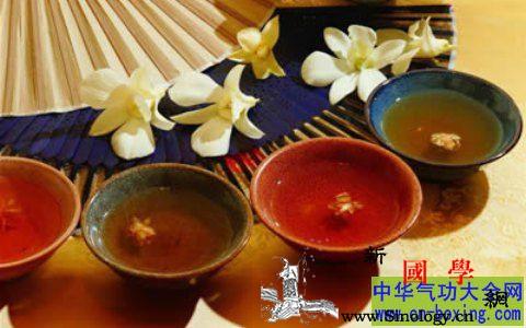 【如何喝出水润肌肤】7大药茶做得到_白果-肌肤-出水-薄荷-