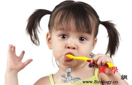 孩子刷牙的注意事项_牙龈-牙刷-牙膏-刷牙- ()