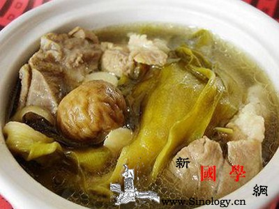 去湿气的汤:萝卜莲子猪舌汤_赤小豆-芡实-蜜枣-春寒- ()