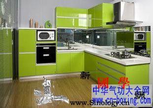 关于厨房的风水学知识_风水-厨房-墙面-瓷砖-