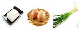 六个月宝宝补钙食谱:蛋花豆腐羹_捣碎-再将-豆腐-骨头汤-