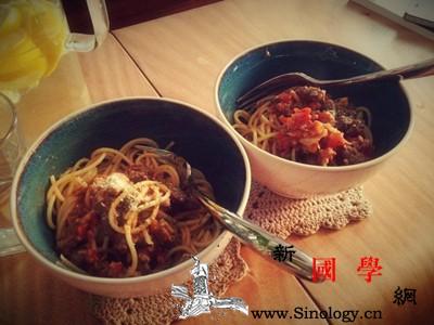 9个月宝宝食谱推荐:番茄芝士牛肉意面_花菜-西红柿-番茄-牛肉-