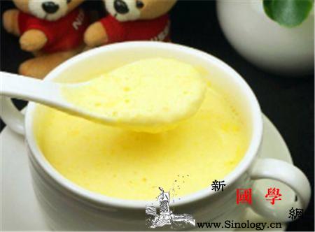 蛋黄羹怎么做给宝宝吃_蒸锅-蛋黄-怎么做-适量- ()
