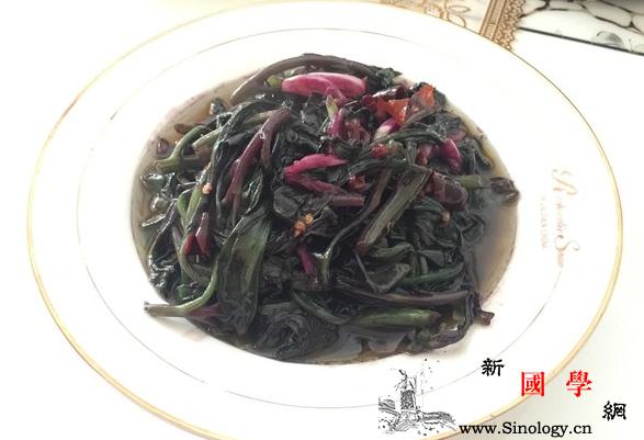 血皮菜怎么做好吃夏季凉血补血必备美味食谱_怎么做-适量-猪肝-青椒-