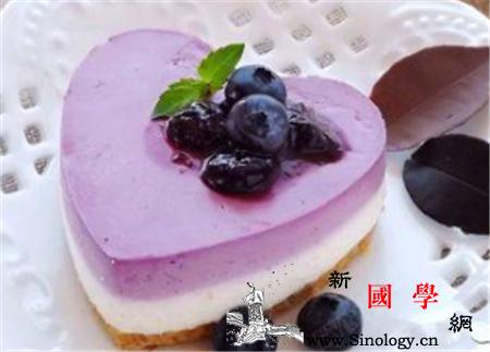 冻芝士蛋糕怎么做_蓝莓-黄油-怎么做-奶酪-