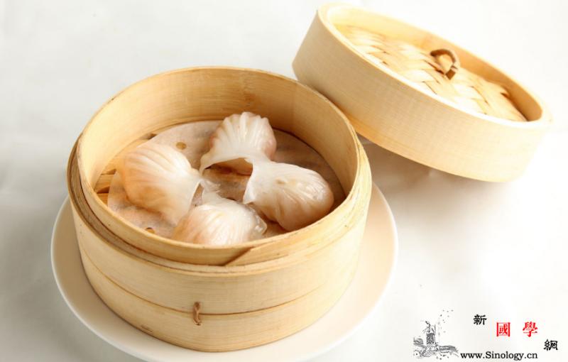 宝宝吃的虾饺怎么做水晶虾饺配水晶般的宝宝_生粉-面团-怎么做-搅拌- ()