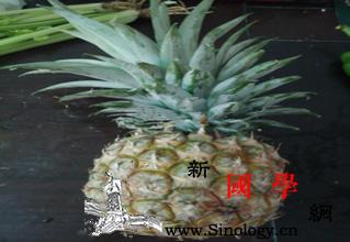 咖喱菠萝肉_生粉-红椒-腌制-青椒-