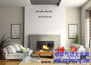 电视背景墙风水这如何给墙面添加亮点_墙面-风水-电视-家人-