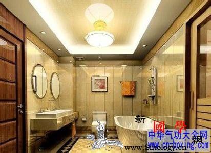 家居风水中卫浴风水也不可忽视_排气扇-风水-设在-卫生间- ()