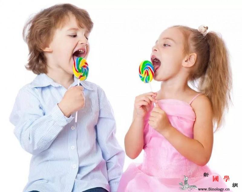 """别再与孩子为敌了一招搞定""""亲子沟通""""_口香糖-零食-孩子-酸性-"""