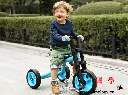 宝宝骑三轮车好吗宝宝可以骑三轮车吗_车铃-车座-车把-童车-