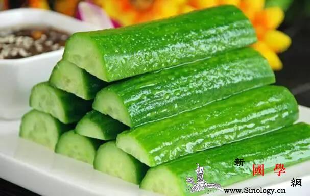 黄瓜真的可以去斑吗?孕妇可以吃黄瓜吗?_黑色素-糖类-淡化-黄瓜-