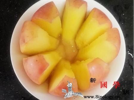 孕妇吃蒸苹果的功效与作用_鞣酸-止泻-果胶-脾胃- ()