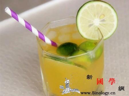 金桔柠檬茶孕妇可以喝吗饮用时应注意些什么_柠檬茶-胎儿-孕妇-维生素- ()