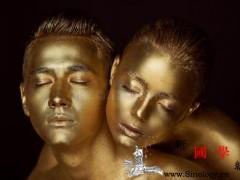 合拍男女卧室雕塑像 ()